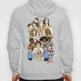 OITNB Nicky and Morello Hoody