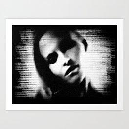 An Erotic Photographer Art Print