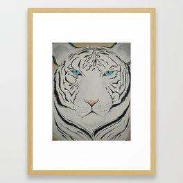 Panthera Tigris Framed Art Print