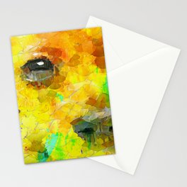 A Puppy watch you Stationery Cards