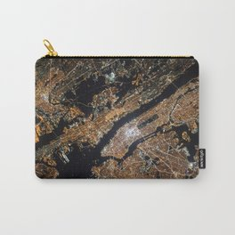 New York From Above Carry-All Pouch