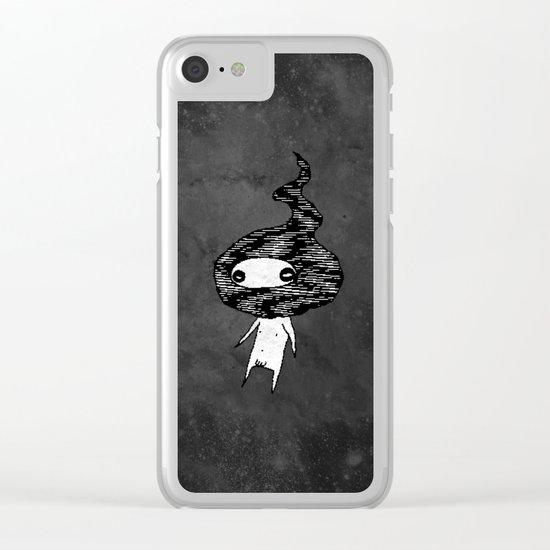 Noisefireboy Clear iPhone Case