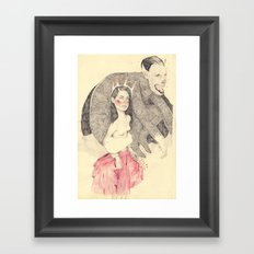 Part 1 Framed Art Print