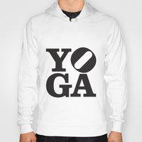 yoga Hoodies featuring YoGA by CGould
