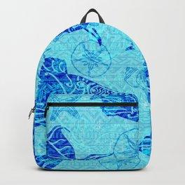 Kauai Electric Humuhumunukunukuapua`a Backpack