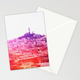 Crayola Skyline Stationery Cards