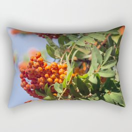 Bunch of rowan Rectangular Pillow