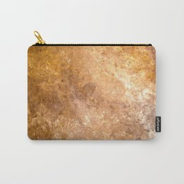 Molten Gold Carry-All Pouch