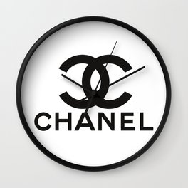 chanell Wall Clock
