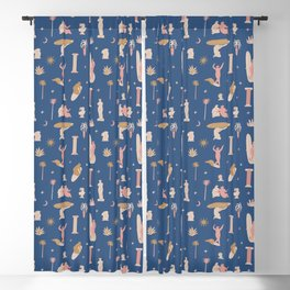 Classy and glassy Blackout Curtain