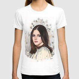 Lana Del Rey/Hedy Lamarr T-shirt
