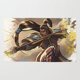 League of Legends XINZHAO Rug