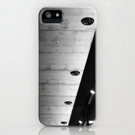 'ARCHITECTURE 1' iPhone Case