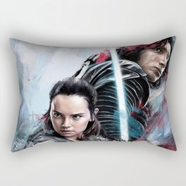 The last Jedi Rectangular Pillow