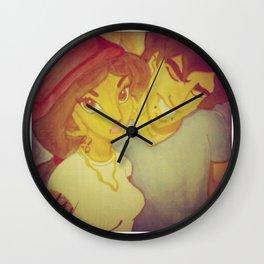 Jasmine Luvs Al Wall Clock