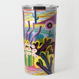 Ayahuasca Garden Travel Mug