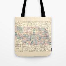 Nebraska Remembered Tote Bag