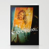 cocaine Stationery Cards featuring cocaine by ARTito