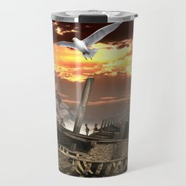 Dry Docked Travel Mug