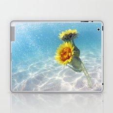 Underwater Sunflowers  Laptop & iPad Skin