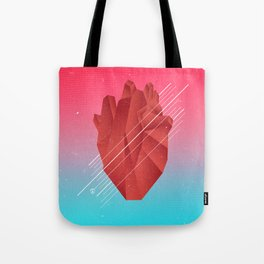 P o [L] y g o n a l  // by B20200 Tote Bag