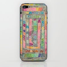 Just Peace iPhone & iPod Skin