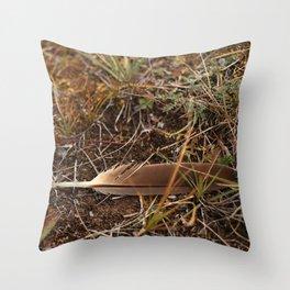 Grande Cache 5 Throw Pillow