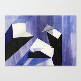 Land Composition 3 Canvas Print