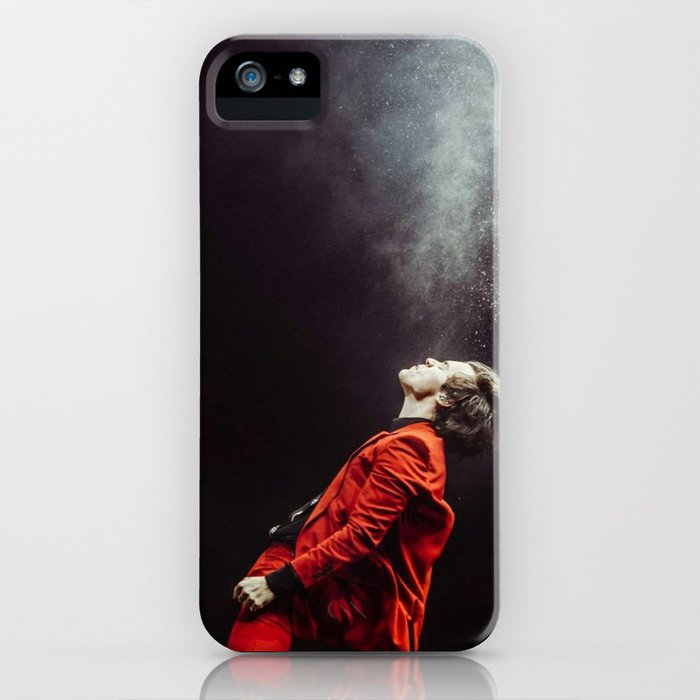 harry on stage #1 iphone case