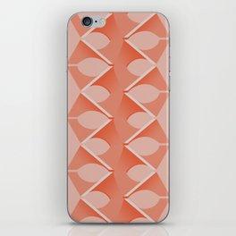 Concrete Vertebrae iPhone Skin