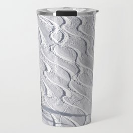 Powder tracks Travel Mug