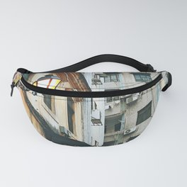 Old Macao Streets Fanny Pack