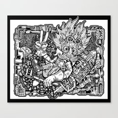 heimerdinger Canvas Print