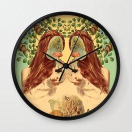 Conquering Self Wall Clock