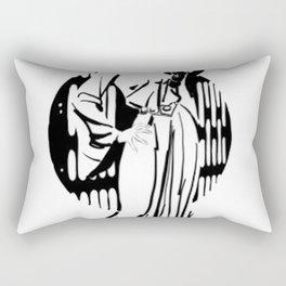Rest In Peace Carrie Fischer T-Shirt Rectangular Pillow