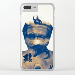 Spielberg Films Clear iPhone Case