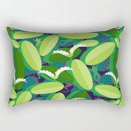 Frog Pond Rectangular Pillow