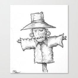 Scarecrow Recon #1 Canvas Print