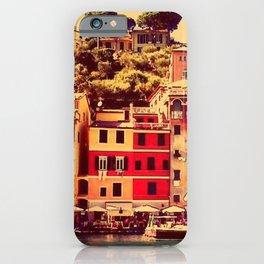 Buongiorno Portofino! iPhone Case