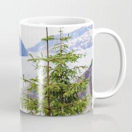 Mendenhall and Tree Coffee Mug
