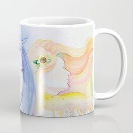At Night, I Think of You Coffee Mug