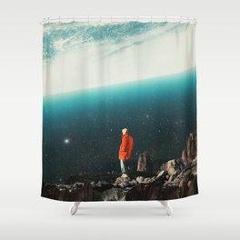 Saudade Shower Curtain