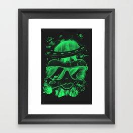 Hipster Invasion Framed Art Print