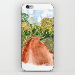 The Road to Rackoko iPhone Skin