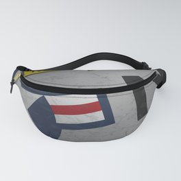 U.S. Military Warbird Naval Aircraft Skin Fanny Pack