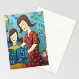 Learning Stationery Cards