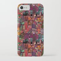 cities iPhone & iPod Cases featuring Cities on Cities by Killian Hlava