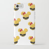 c3po iPhone & iPod Cases featuring C3PO Mouse  by Miranda Copeland