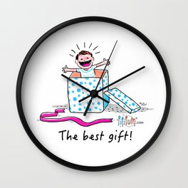 The best gift! Wall Clock