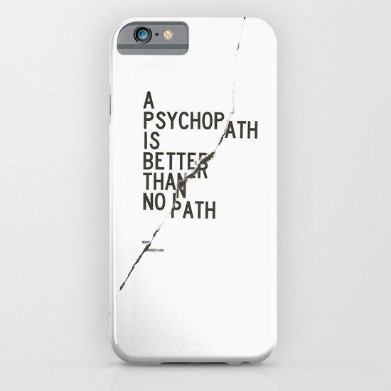 Psychopath iPhone & iPod Case